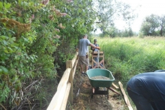 2019-July-13-Fence-Replacement-Work-Party-004