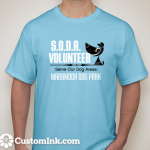 Sky Volunteer t-shirt 2015